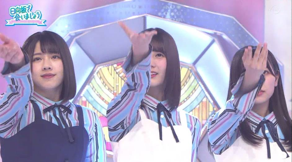 日向坂46二期生楽曲『沈黙が愛なら』パフォーマンスをスタジオライブで地上波初放送!デビューシングル『キュン』通常盤