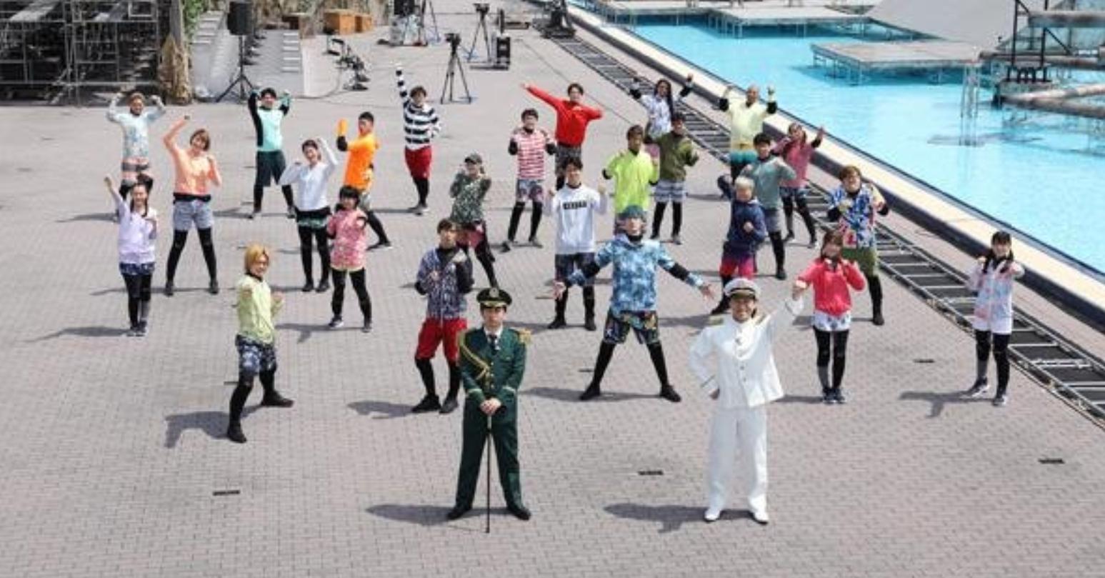 もう一人の日向坂46メンバーは丹生明里!5/16放送のフジテレビ特番「超水上サバイバル オチルナ!」加藤史帆と出演へ