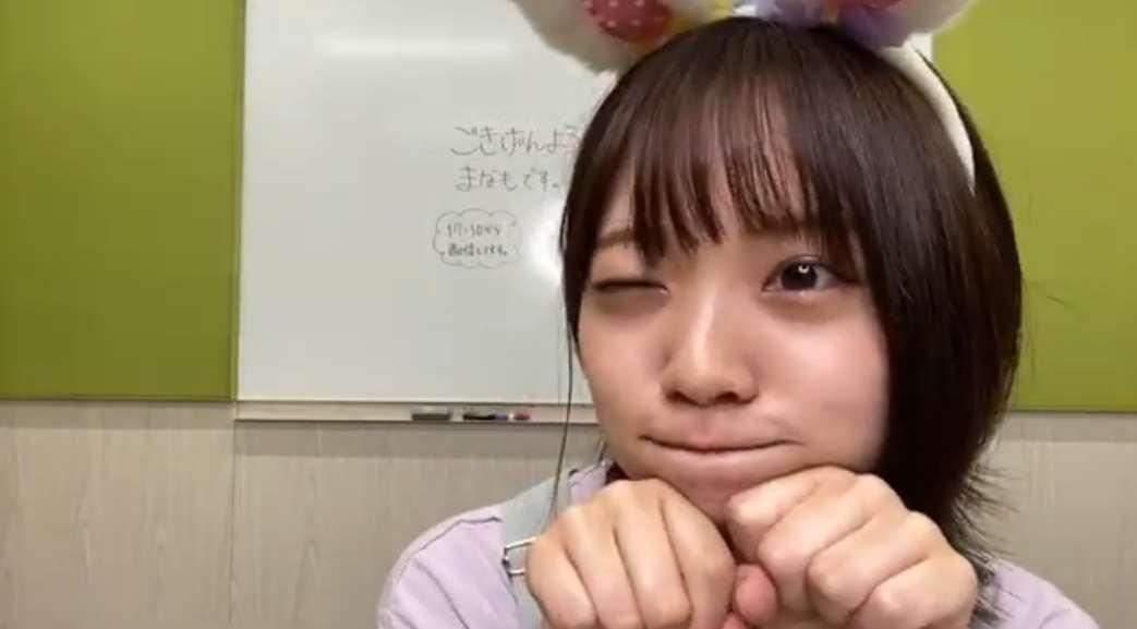 愛萌先生さすがです・・・日向坂46宮田愛萌のSR配信におひさま大興奮